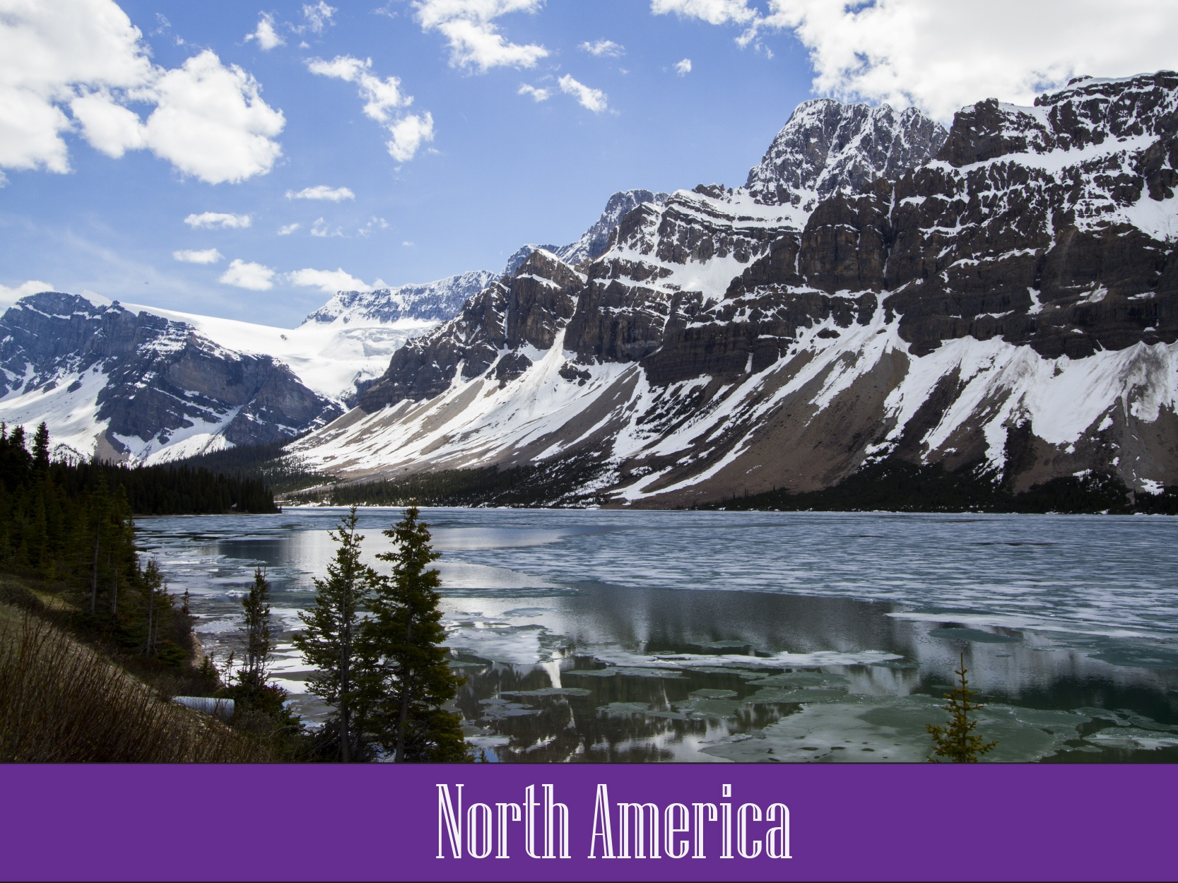 Places to visit in North America