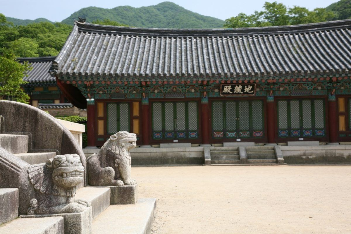 The Three Jewel Temples of South Korea