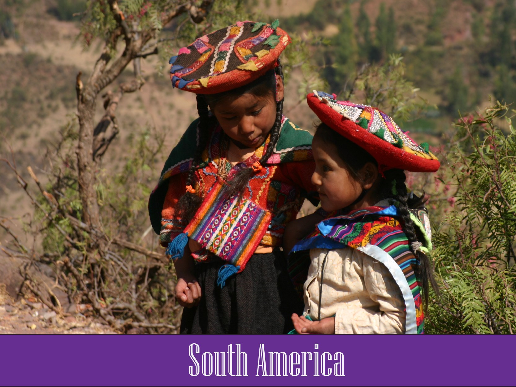 Places to visit in South America
