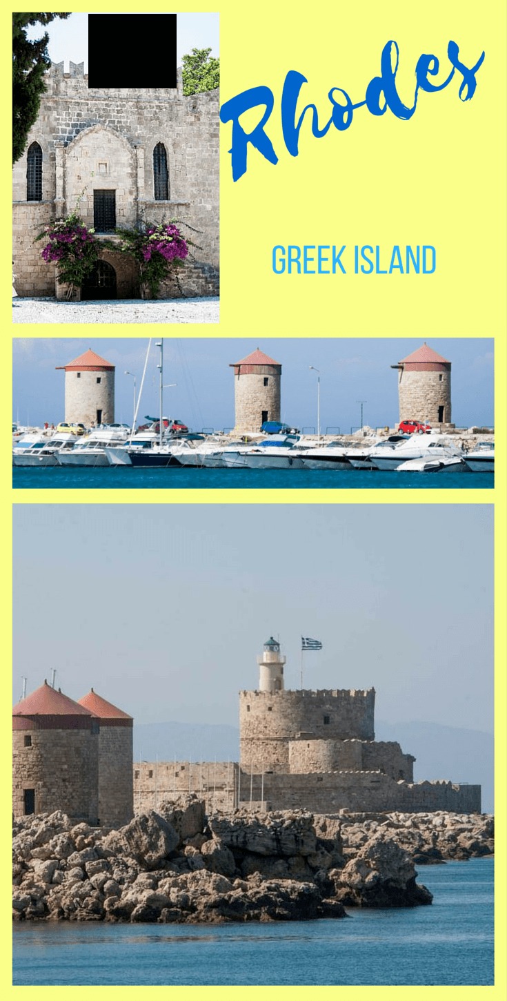 Castles, and boats, and Greek food, oh my! Click here to find out all about the stunning island of Rhodes.