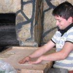 Etli Ekmek and Oven-Baked Lamb in Konya