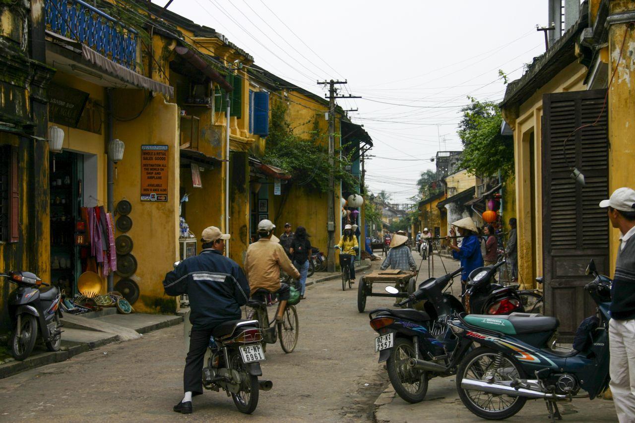 Visiting Vietnam