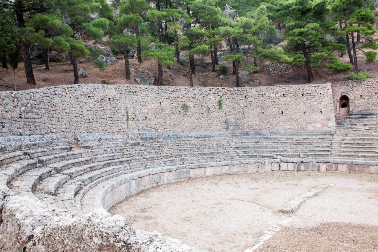 Searching for the Oracle of Delphi