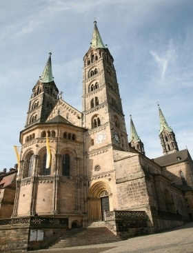 One of the Bamberg Cathedrals.