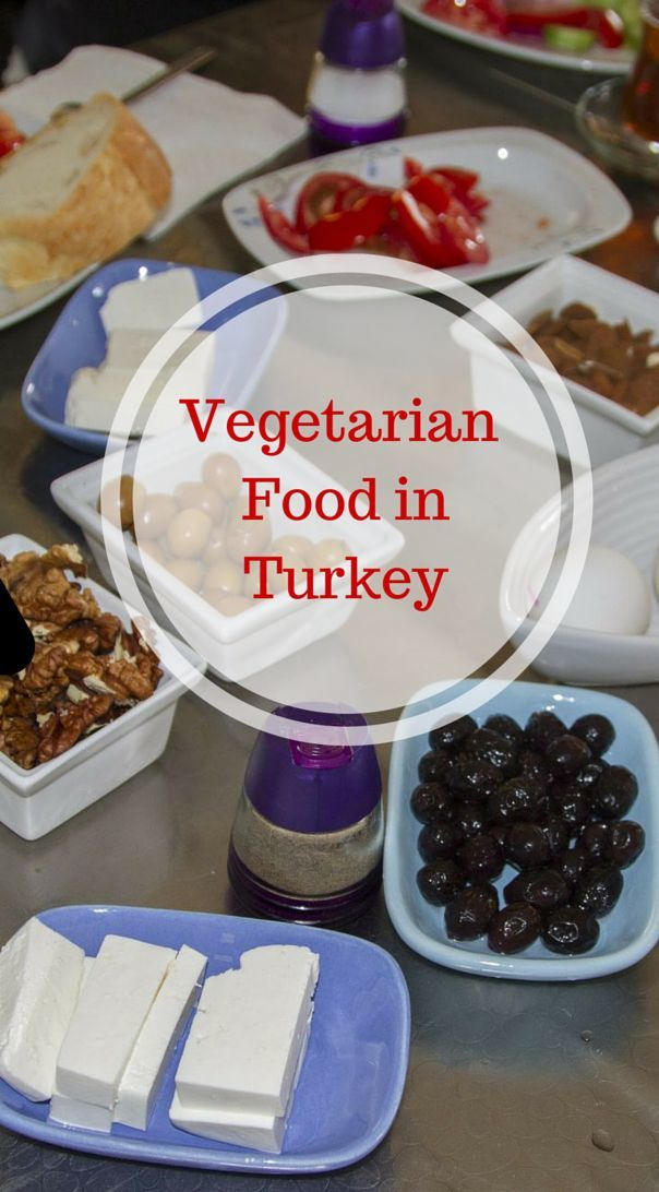 Vegetarian Food in Turkey