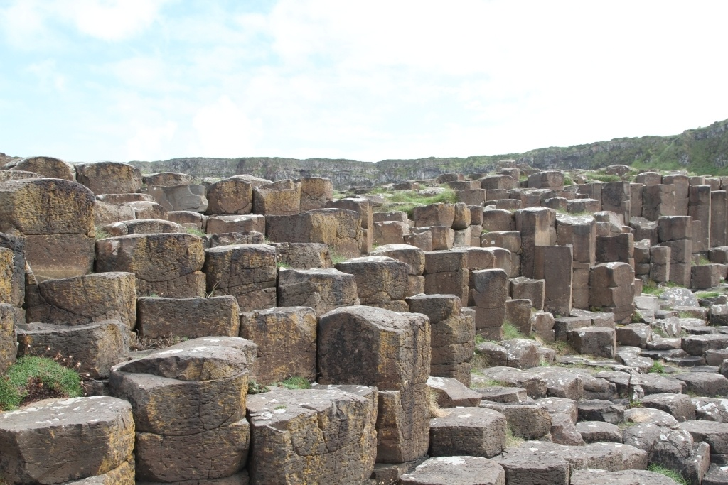World Heritage Site Northern Ireland - Giant's Causeway
