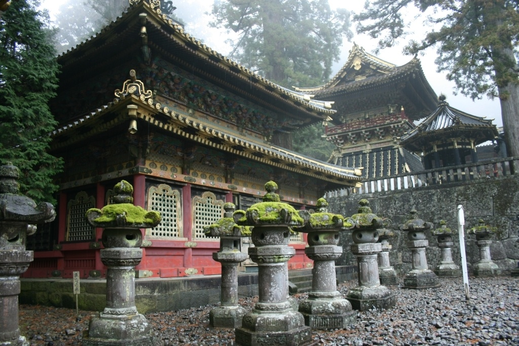 World Heritage Site Japan - Nikko