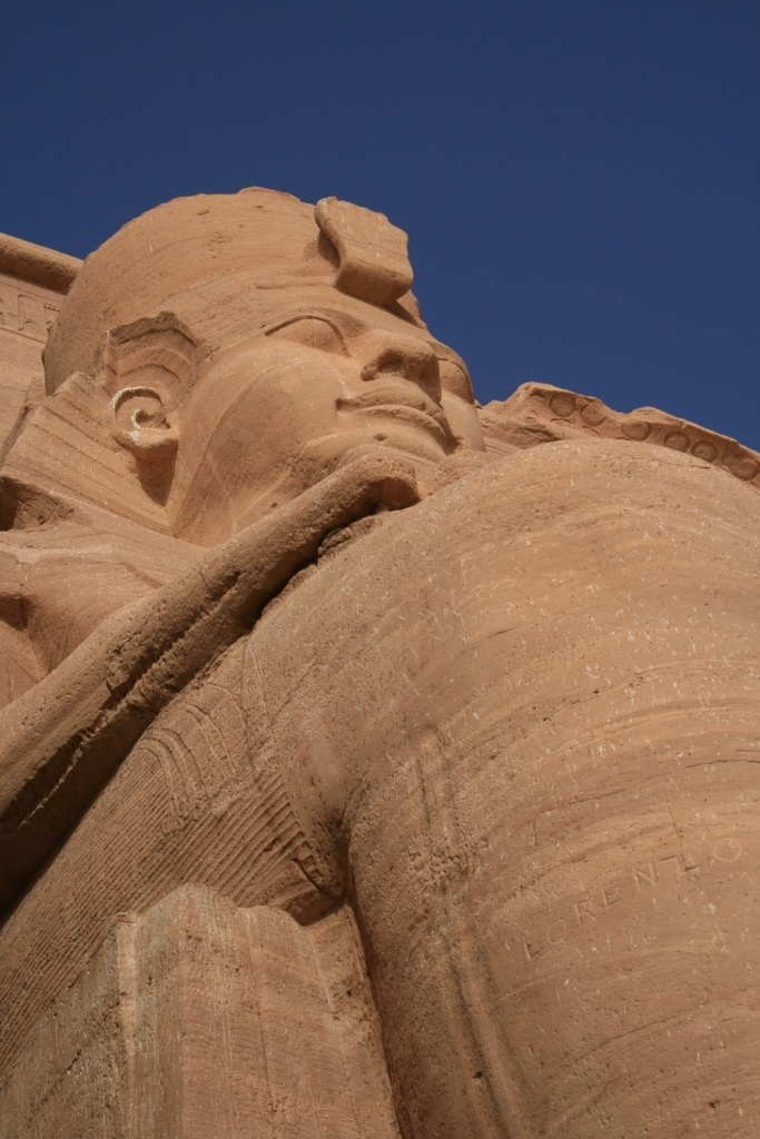 World Heritage Site Egypt - Abu Simbel