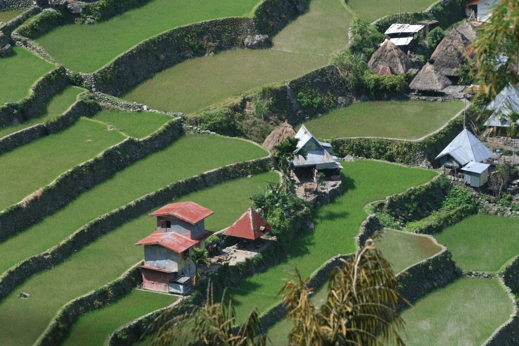 World Heritage Site Philippines - Banaue Rice Terraces