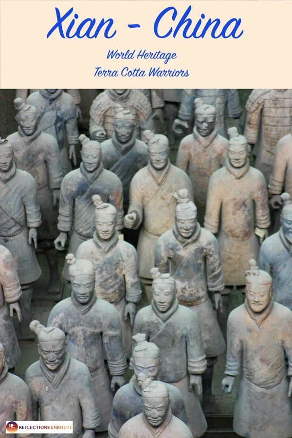 Ever heard of the amazing army of clay soldiers in Xian, China?