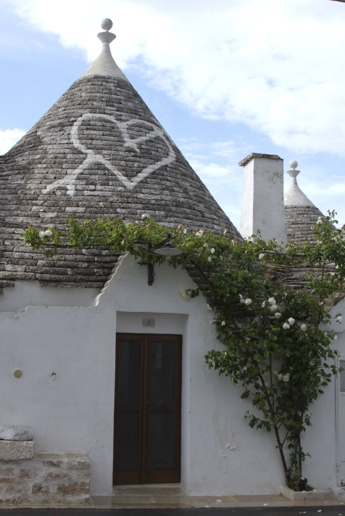 World Heritage Site Italy - Trulli Houses