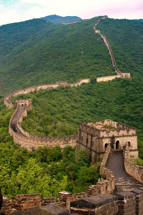 World Heritage Site Great Wall of China