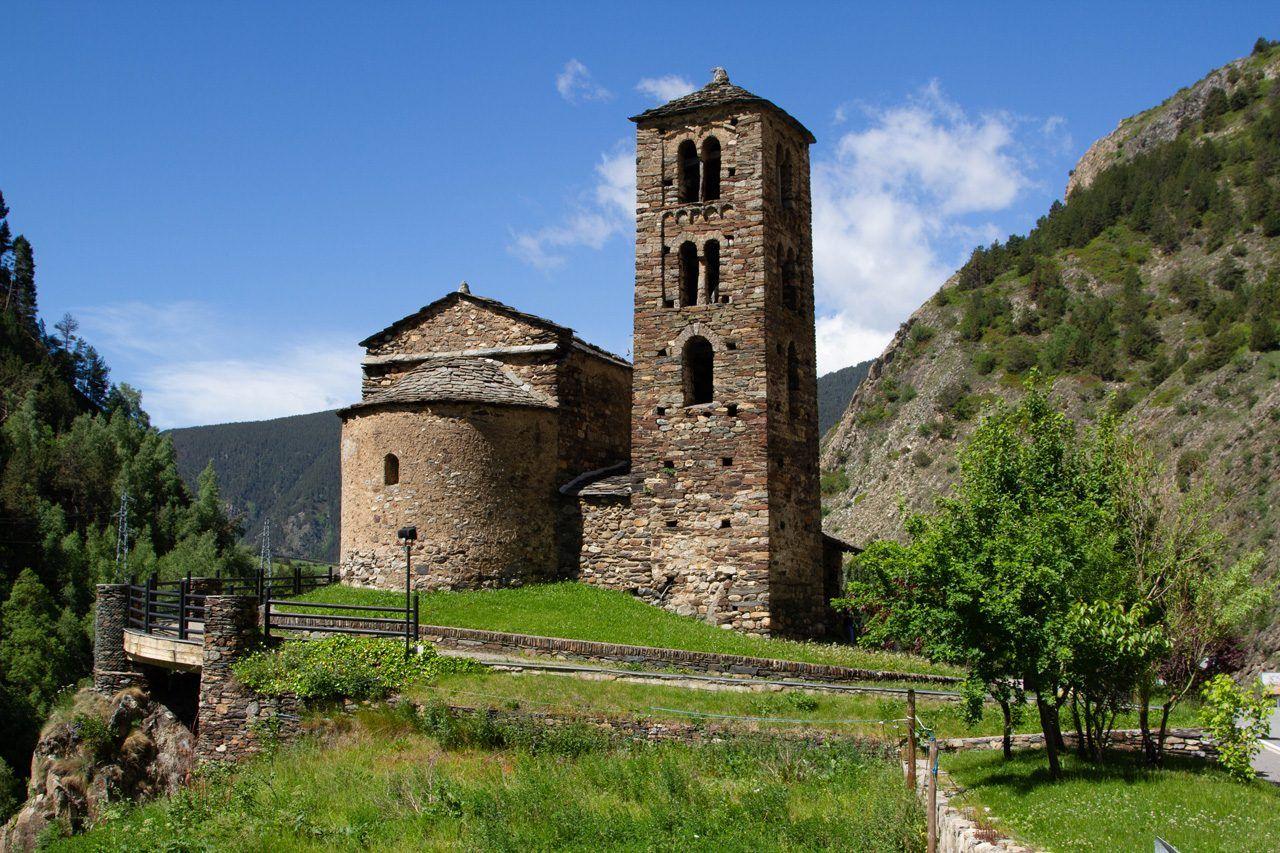 Sant Joan de Castelles church