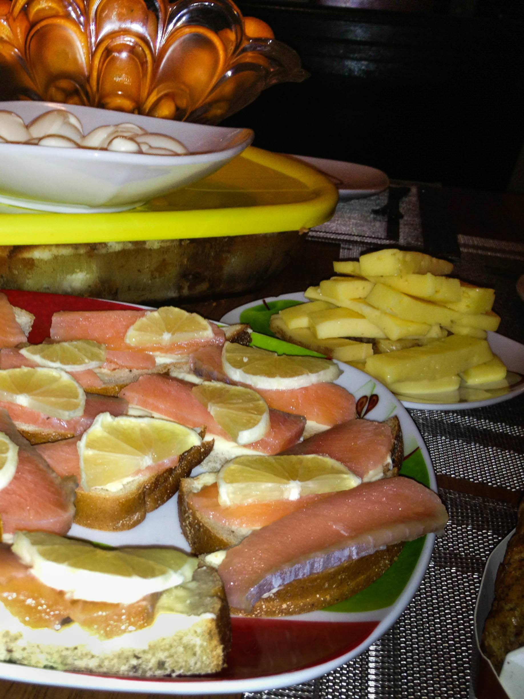Lithuanian Snack Food