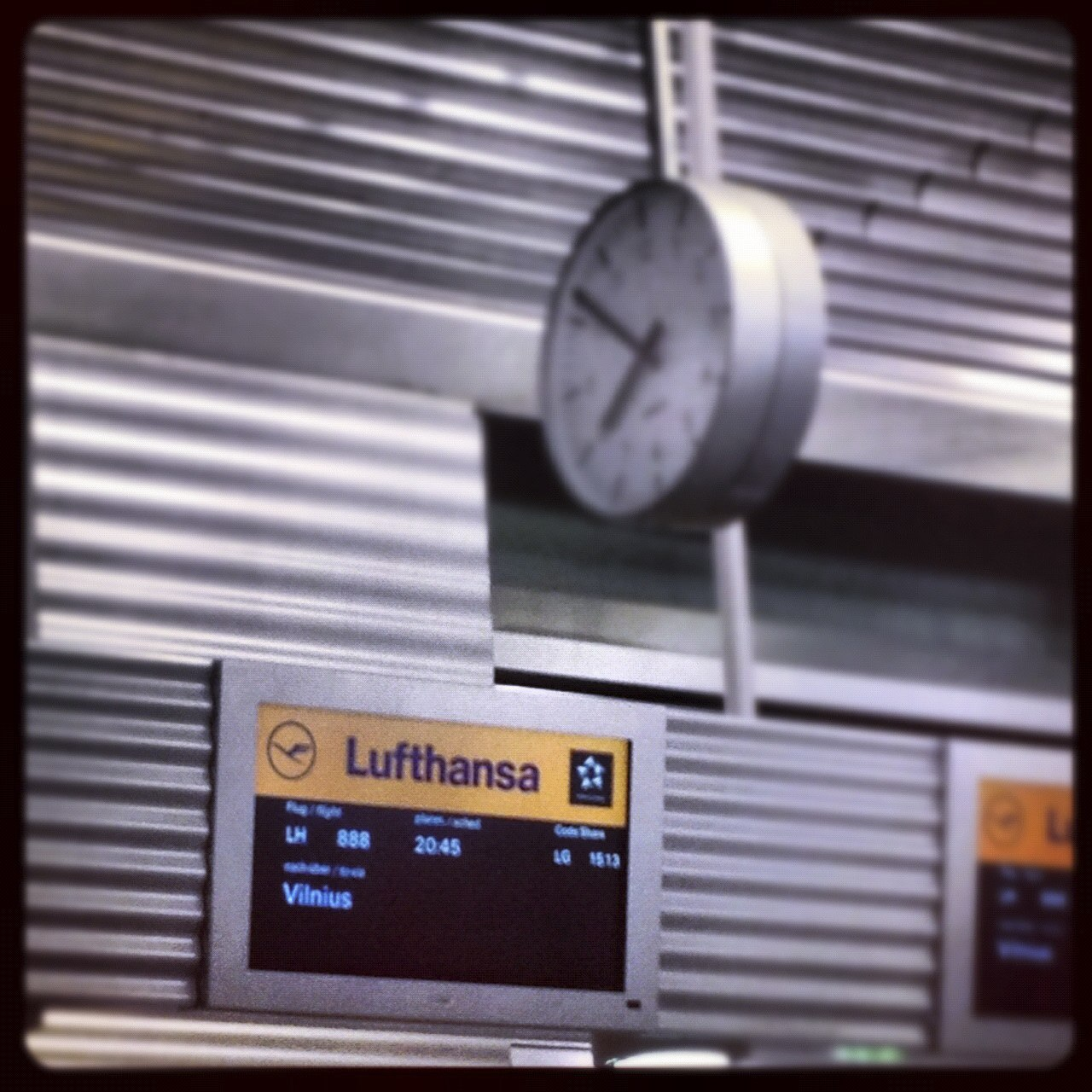 Airport to Lithuania