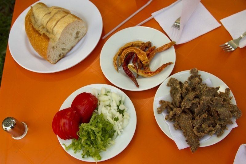 Turkish Food - Tava Ciger