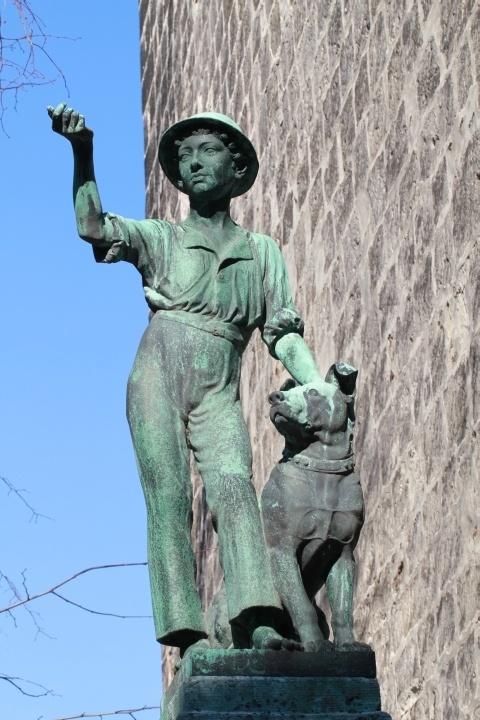 Quedlinburg Statue