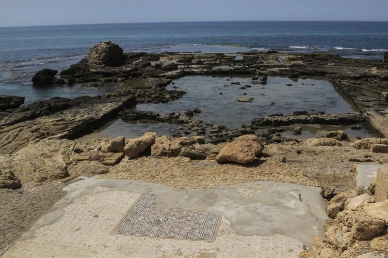 Promontory Palace of Caesarea