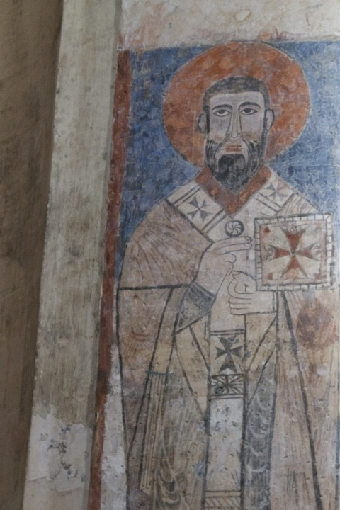 Akdamar Fresco