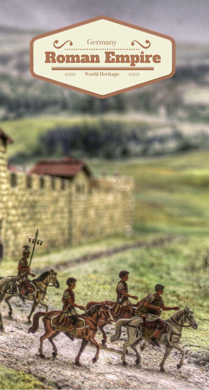 Frontiers Roman Empire