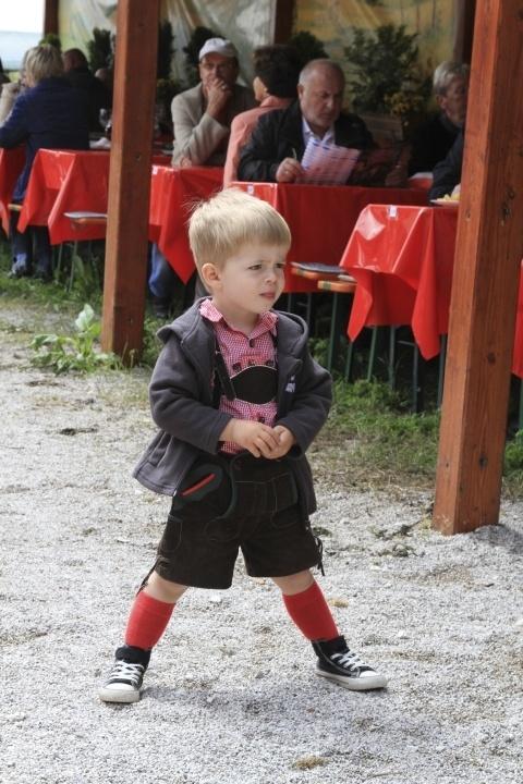 Bavarian Boy