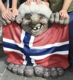 Norwegian Troll!