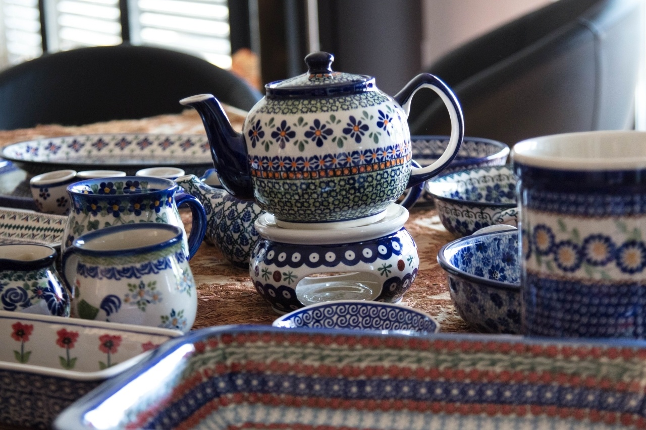 Polish Pottery ceramics