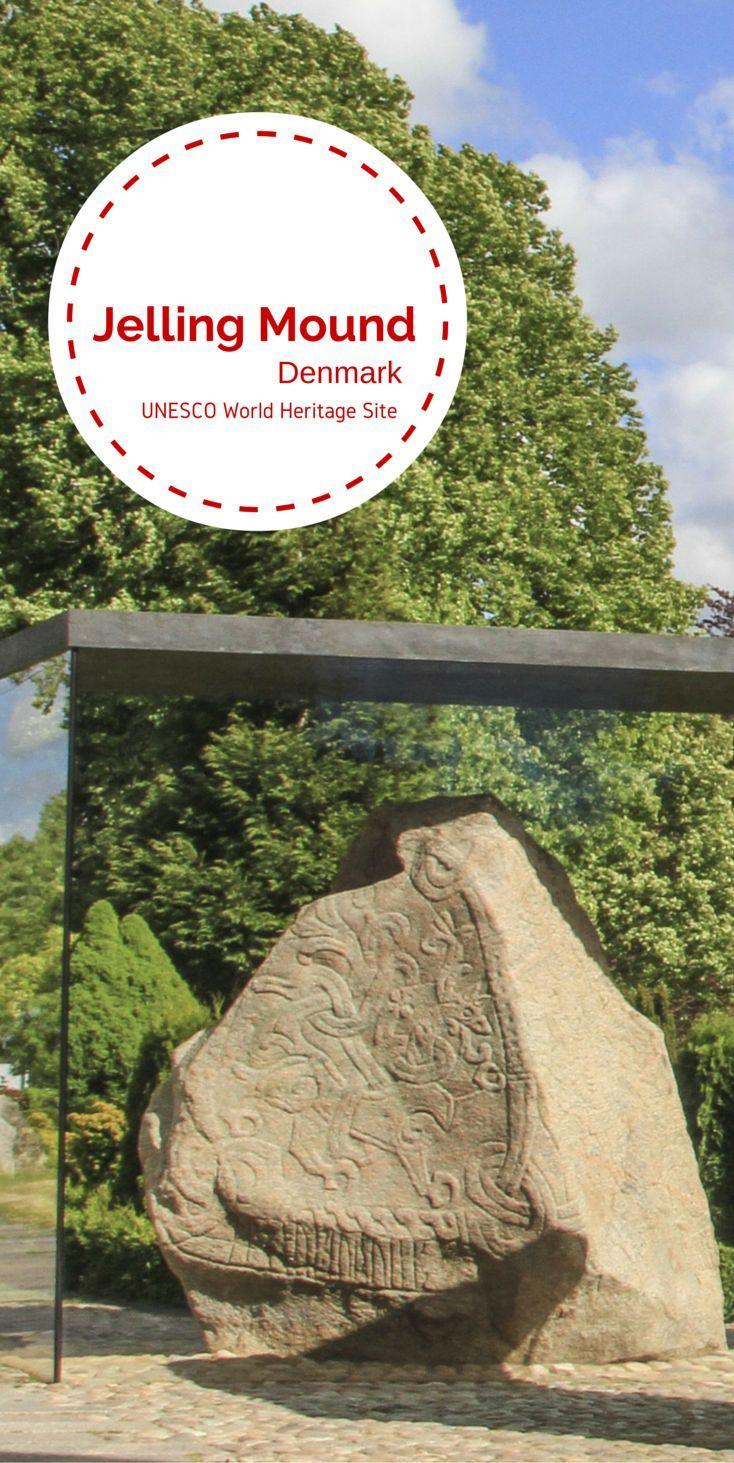 Jelling Mound Denmark