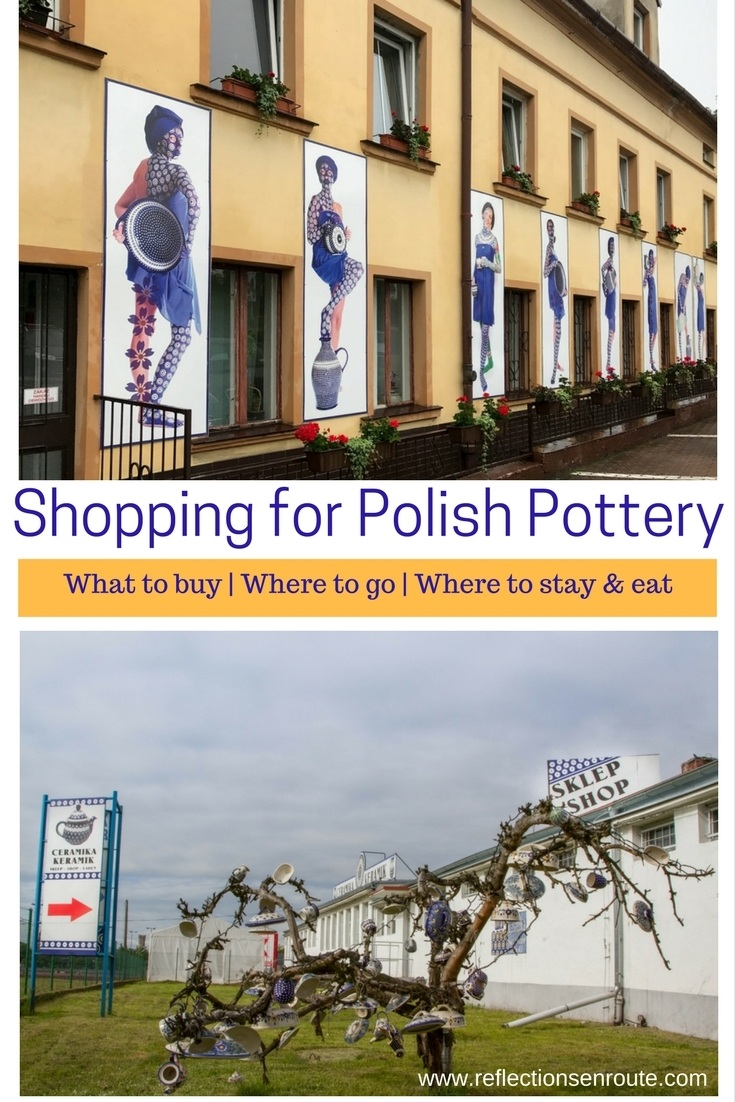 Polish pottery is one of the most usable of Poland souvenirs.