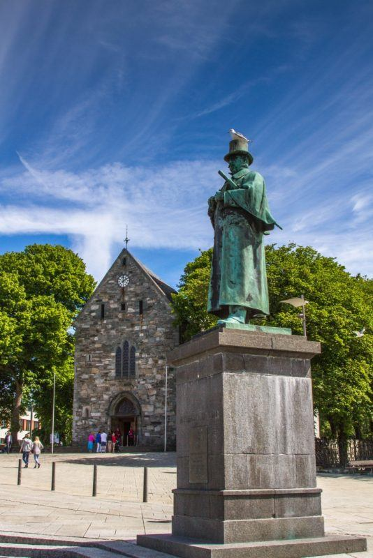 The Cathedral is a Must-see in Stavanger