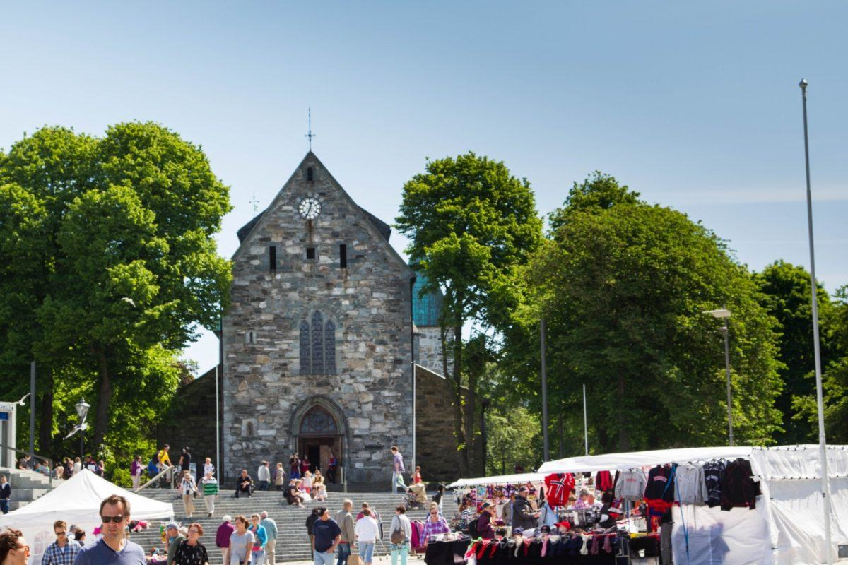 The Cathedral in Stavanger