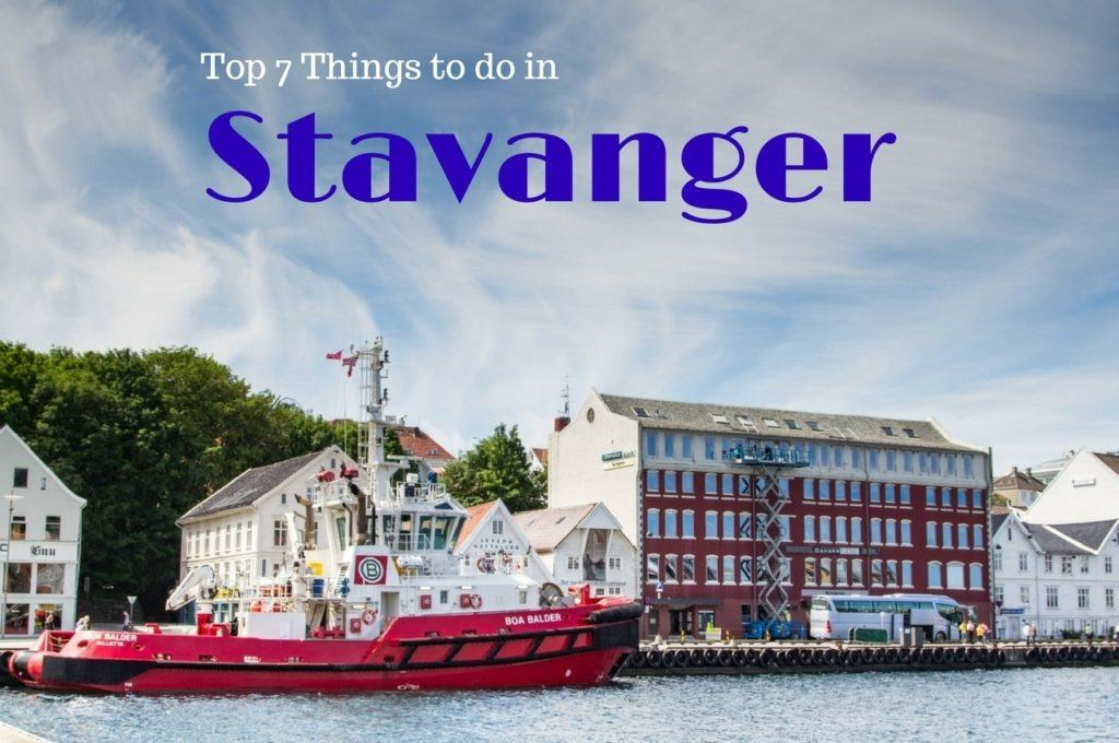 The Top 7 Things to do in Stavanger, Norway