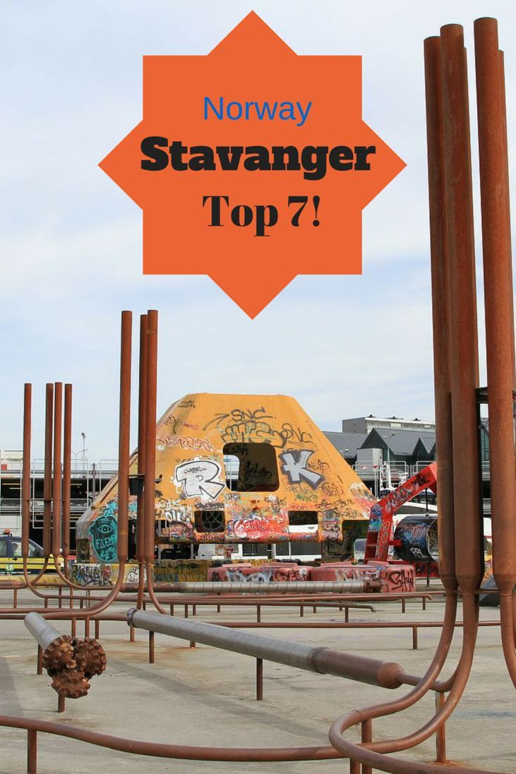 The Top 7 Thins to Do in Stavanger Await You