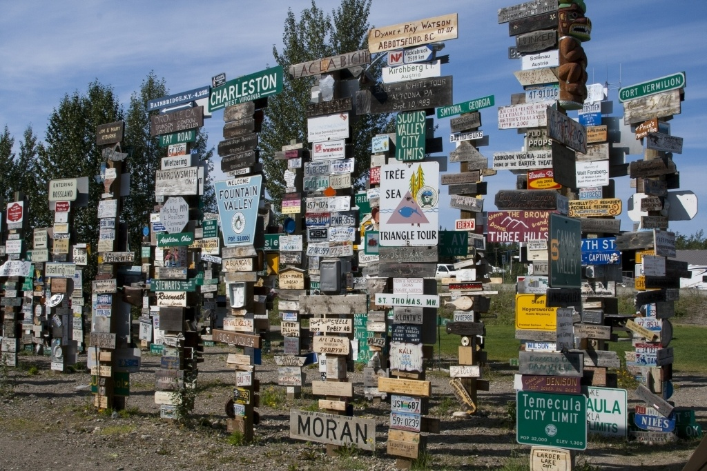 Image result for dawson creek signs