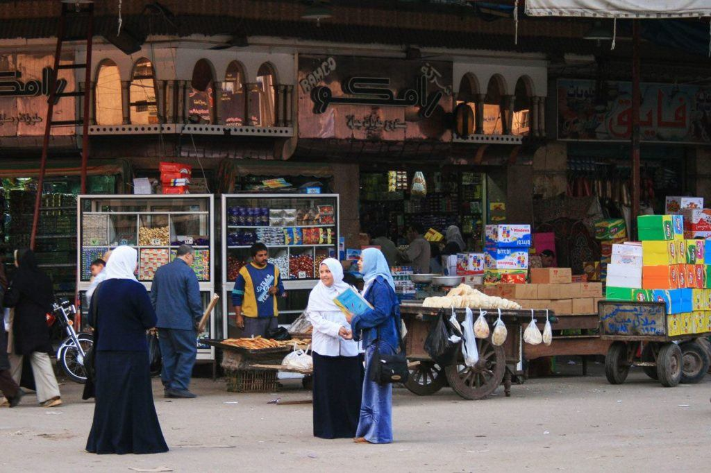 The Khan el Khalili Market, a famous Cairo bazaar is a must do while visiting Egypt.