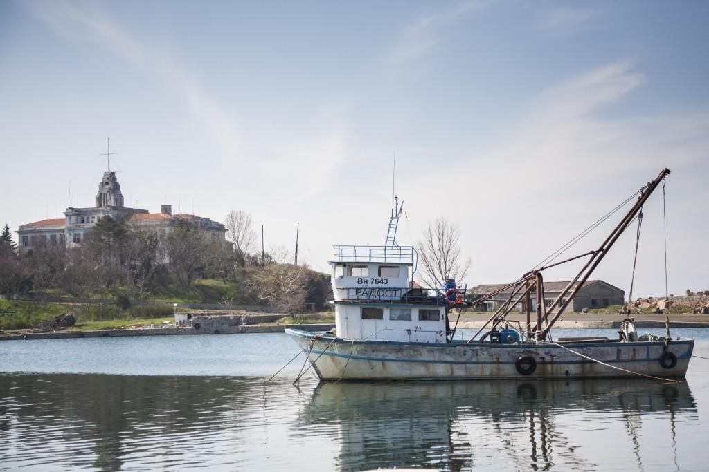 Bulgaria Boat