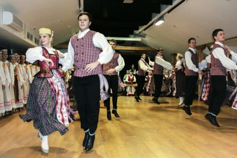Dancer Lithuania