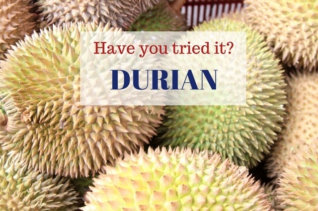 Durian the Stinky Fruit