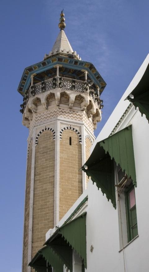 Minaret Tunisia