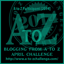 A-Z Blogging Challenge