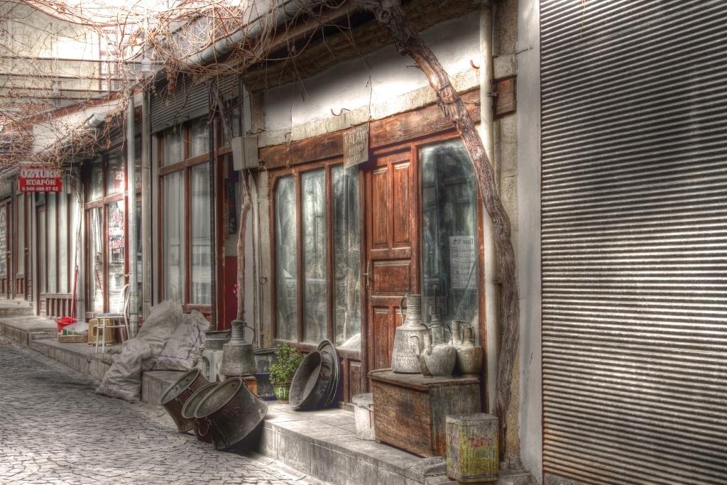 Copper Shop Beypazari