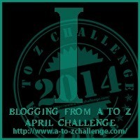 """It's """"I"""" Day for the Blogging from A to Z Challenge"""