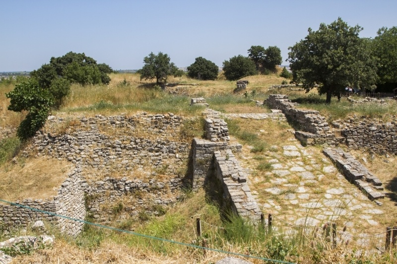 Troy World Heritage Site