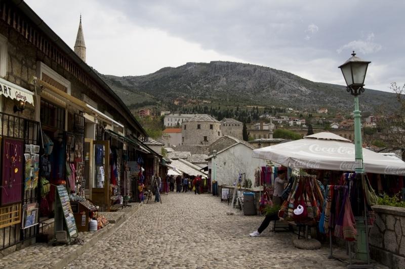 Day trippin' Bosnia