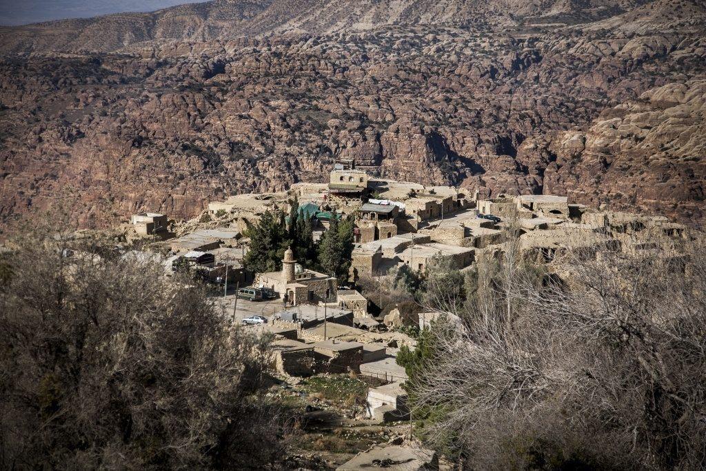 Dana Nature Reserve Jordan