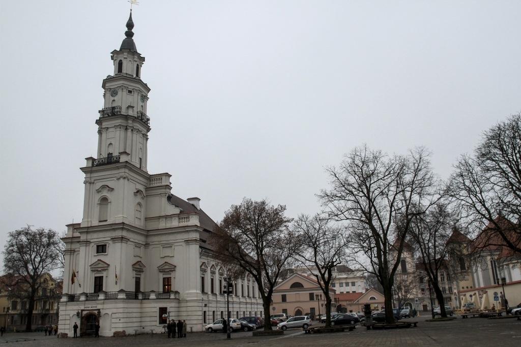 Kaunas Town Hall Lithuania