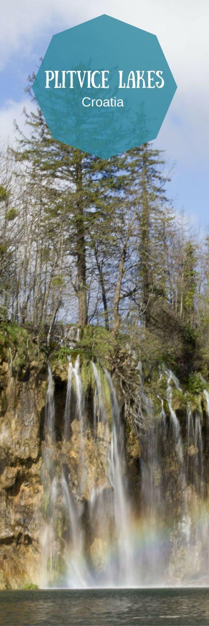 World Heritage Site - Plitvice Lakes