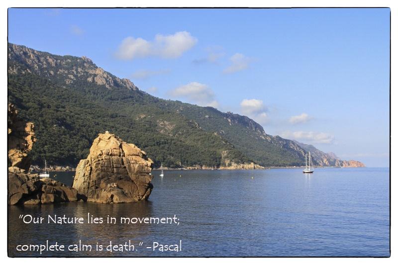 Travel Inspiration - Corsica