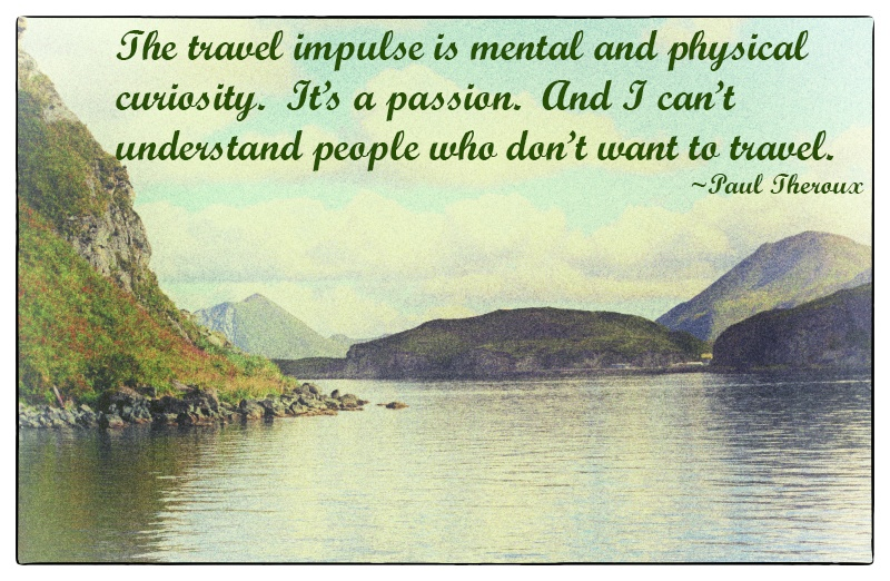 Travel Inspiration Theroux