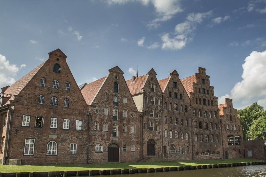 Salt Storehouses Lubeck
